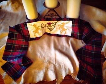 "Celtic Wedding Handfasting Cloth - ""Outlander"""