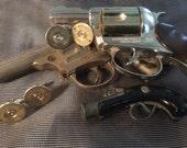 Handcrafted Winchester Shotgun Shell Cufflinks