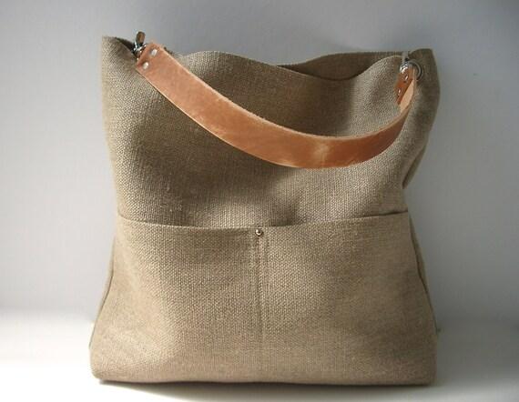 Borse Casual : Woven jute purse bucket bag beach boho resort