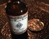 FORTUNA Spell Oil . Old World Alchemy . Pagan Wiccan Witchcraft