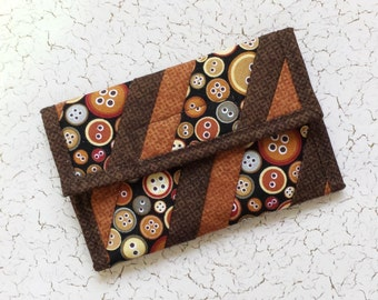 Quilted Coin Purse (CP135)