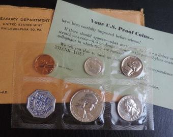 1959 US Mint Proof  Year Set Silver (B)