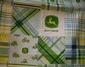 custom John Deere matching Valance