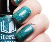 Thermofish - Full Size Holographic Nail Lacquer - Vurt-U-Want Collection