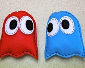 PacMan Ghosts for Tracey - Custom order for 30