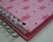 Kid Quote Journal with Princess Cover