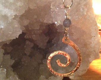 Fibonacci Necklace~Spiral Of Life
