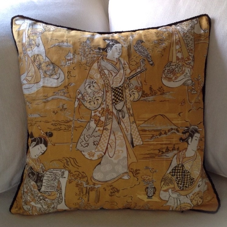 Decorative Living Room Pillow Covers : Asian Pillow Cover living room pillow cover home decor