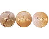 Mineral Eyeshadow Gift Set • Natural Gluten-Free  Mineral Makeup • Earth Mineral Cosmetics