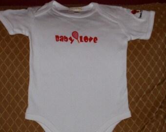 Baby Love Onesies