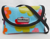 "the ""Bitty"" - Mini Purse - Child's Purse - Mommy & Me Purse - ""Buttercups"" print"