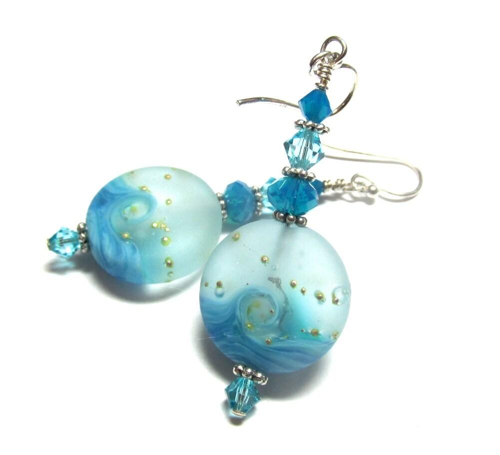 Turquoise Ocean Earrings Lampwork Earrings Ocean Wave. 1 Mm Earrings. Hairstyle Earrings. Chain Earrings. Silver Plated Earrings. Designer Pakistani Earrings. Initial Earrings. Miss Fisher Earrings. Double Earrings