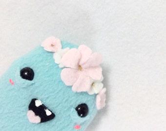 Cute Monster - Weird Plush Stuffed Toy
