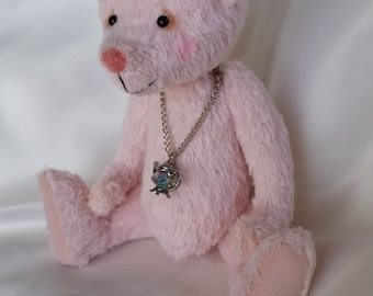 Isabella - OOAK IMaginary Friends by Irma Maria Jointed artist bear