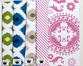 6 x 9 Paper Filled Journals, You Choose Four