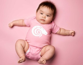 Ram Baby Onesie (One Piece) Jumper - New design now available