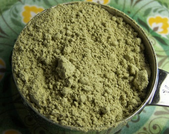 Organic Kelp powder dried herb by the ounce - bulk herb for tinctures salves bath products capsules  oz lb iodine vitamins minerals thyroid