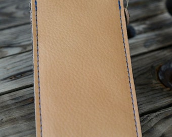 iPhone 5 | 4 | 3 Leather Sleeve - TURNVATER