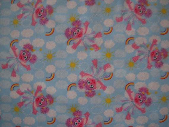 Basket Weaving Osi : Abby cadabby cotton fabric from dreamerssupplies on etsy