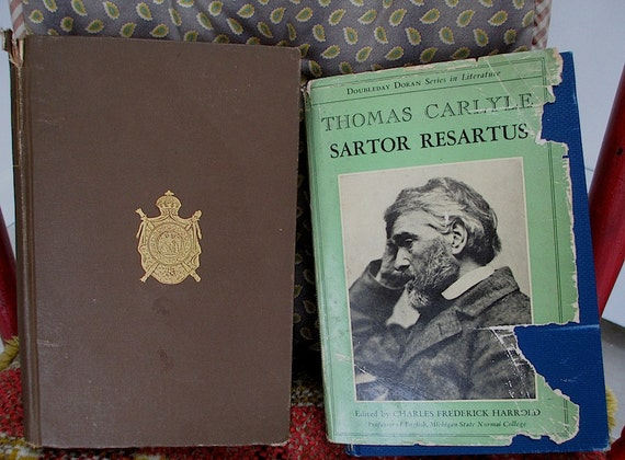sartor resartus essayist thomas Sartor resartus: a fully annotated edition with an introductory essay on thomas carlyle [thomas carlyle] on amazoncom free shipping on qualifying offers this is.