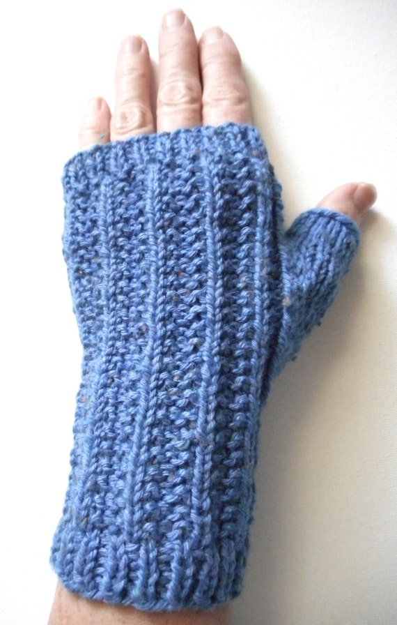 Cotton Fingerless Gloves for Women Teen Girls Texting
