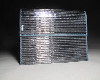 Carbon Fiber Portfolio - Black - Velcroless