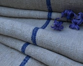 C 5 antique STEEL BLUE 13.22 yards perfect for tablerunner wedding cushions spring decoration