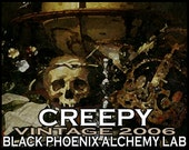 Creepy 2006 - 5ml - Black Phoenix Alchemy Lab Vintage