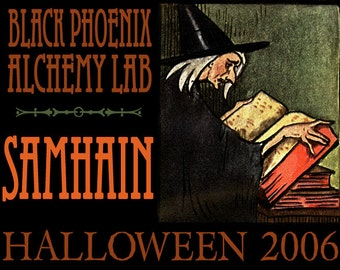 Samhain 2006: Black Phoenix Alchemy Lab Perfume Oil 5ml