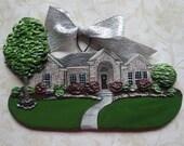 Custom listing katierafferty15 one Custom House Ornaments- a cherished keepsake of your home