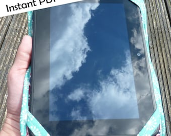 The Perfect Tablet Case PDF sewing pattern