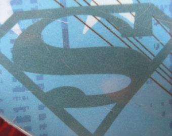 SUPERMAN Dinner Plate by ZAK DESIGNS Spokane, Wa