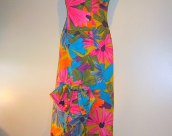 Tori Richard of Honolulu Long Dress