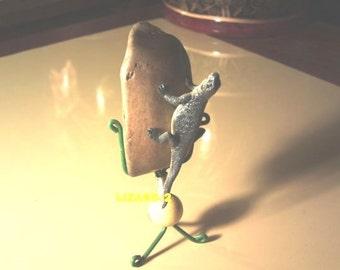 Lucky Lizard..2......by ROWELL