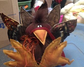 My Puffy Pal Turkey