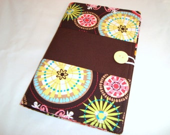 Large Honey Do List Taker/ Planner/ Comes with Pen and Pad of Paper/ Michael Miller Carnival Bloom