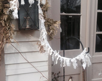 Antique Lace Swags