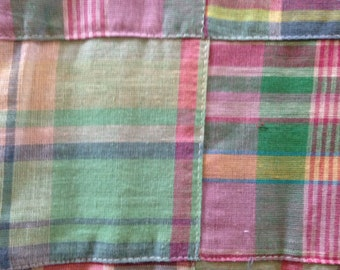 Fabric Finders Madras Plaid Fabric by the yard