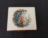 Antique KIGU of London Cigarette Case, Vintage Collectible, Ladies Accessories, Tobacciana Collectible,  Vintage Decor