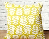 Fern Frond Decorative Cushion/Pillow Cover