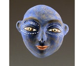 Ceramic Wall Mask - Danny