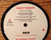 "Eurythmics ""Must Be An Angel"" Coaster"