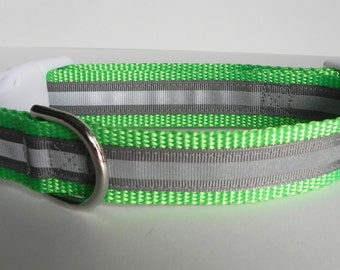 Reflective Safety Dog Collar
