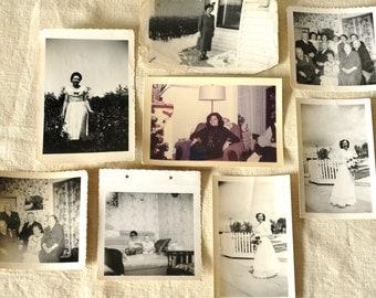 vintage photo lot, Ladies, Bride, Families, kids