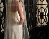 Veil for Brides - Pencil Edge Veil