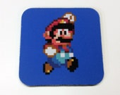 Super Mario World Drink Coasters