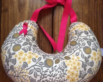 Martha- Grace Relief Breast Cancer Pillow