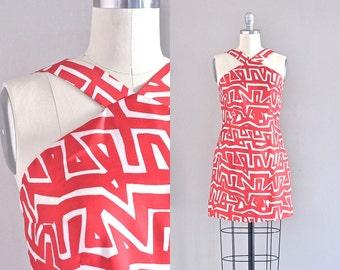 vintage 1950s silk dress • 50s cocktail dress • party 50s dress • cocktail dress •  xs small