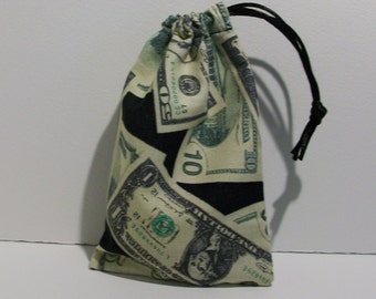 Q59 - Money Mojo Prosperity Pouch