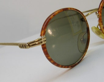 Vintage Hippy Style Sunglasses Eyewear Frame